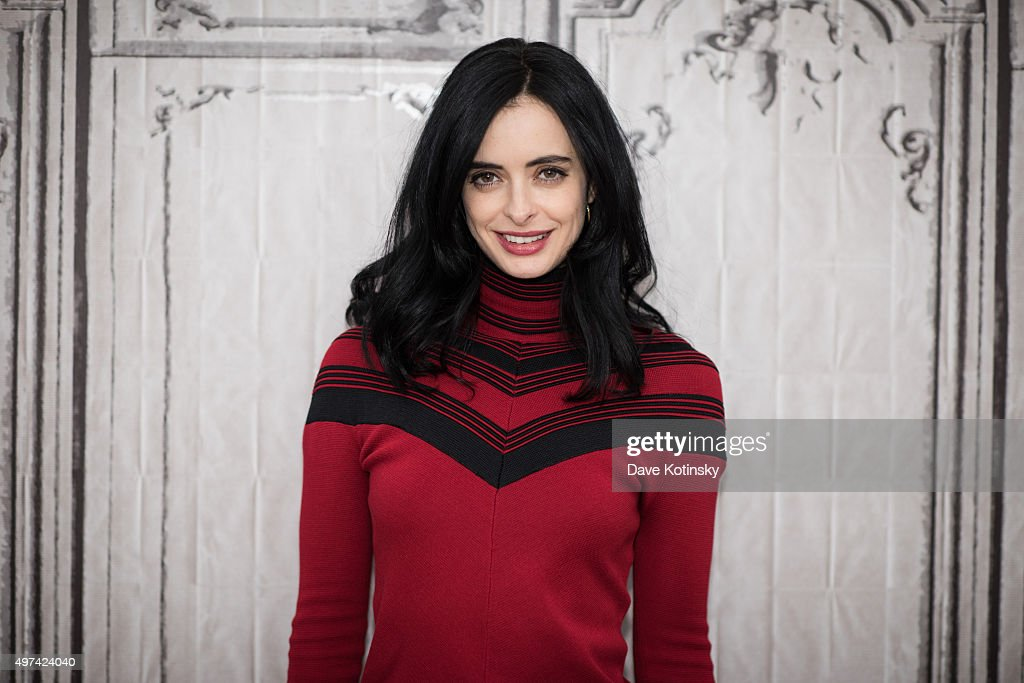 "AOL Build Presents: Krysten Ritter And Melissa Rosenberg, ""Jessica Jones"""