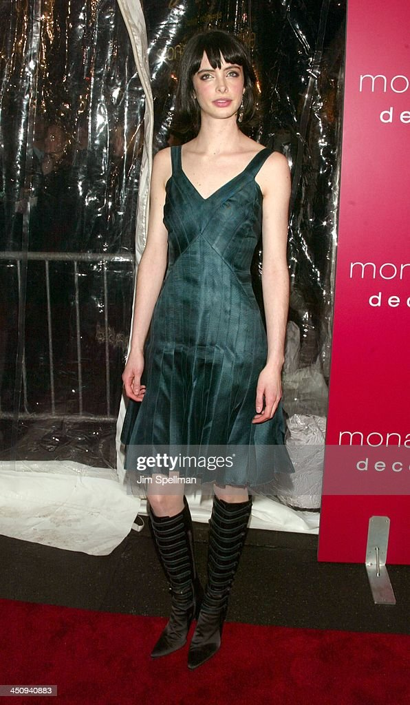 Mona Lisa Smile - New York Premiere - Outside Arrivals : News Photo