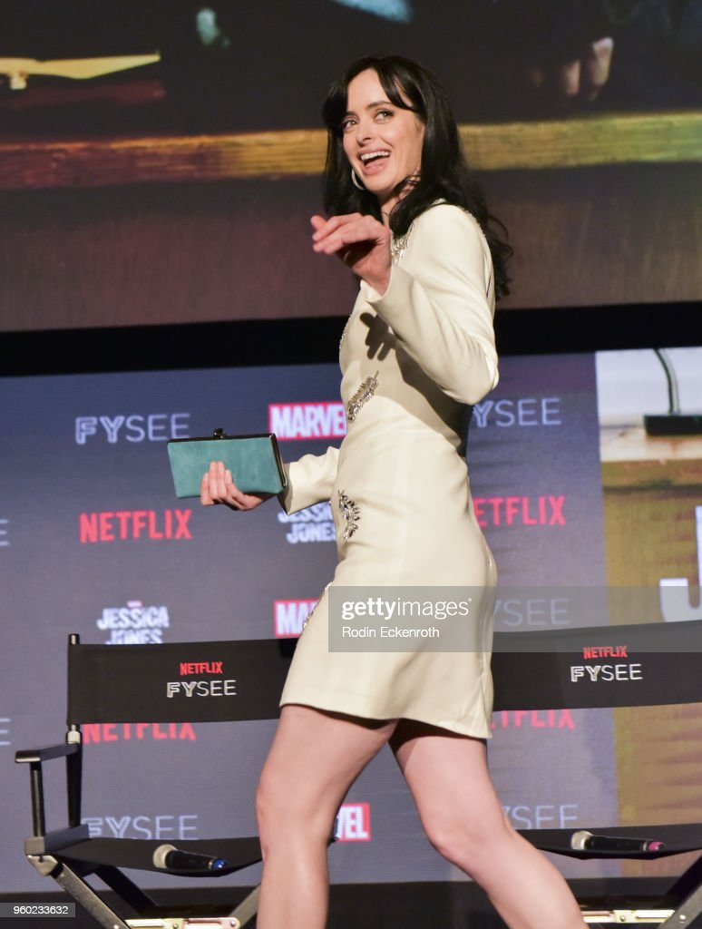 "#NETFLIXFYSEE Event For ""Jessica Jones"" - Inside"