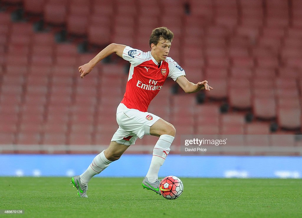Arsenal v West Ham United: U21 Premier League : News Photo