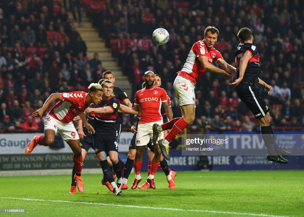 Charlton Athletic v Doncaster Rovers - Sky Bet League One Play-Off: Second Leg : News Photo