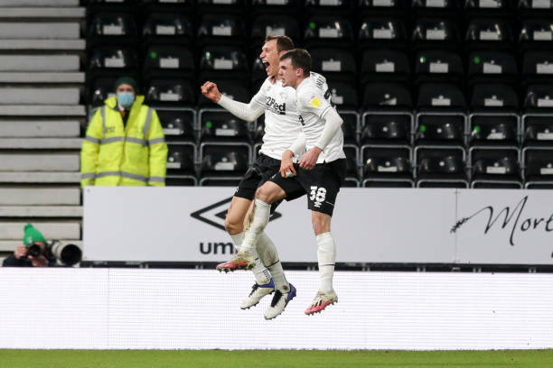 GBR: Derby County v AFC Bournemouth - Sky Bet Championship