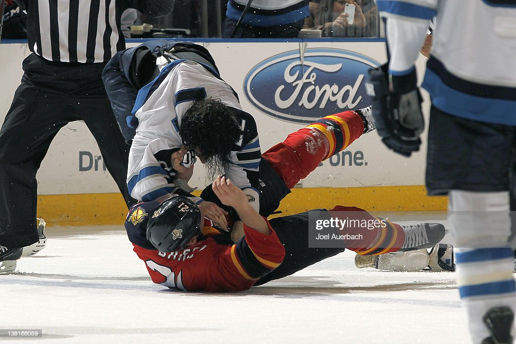 Winnipeg Jets v Florida Panthers