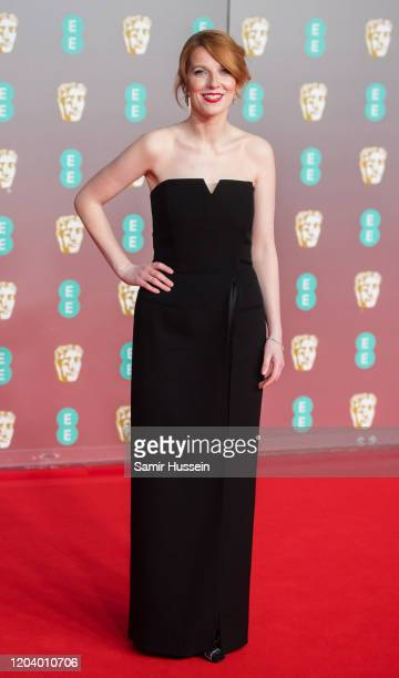 Krysty WilsonCairns attends the EE British Academy Film Awards 2020 at Royal Albert Hall on February 02 2020 in London England