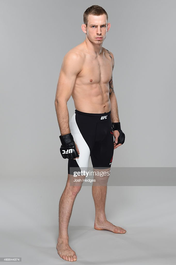 UFC Fighter Portraits 2015 : News Photo