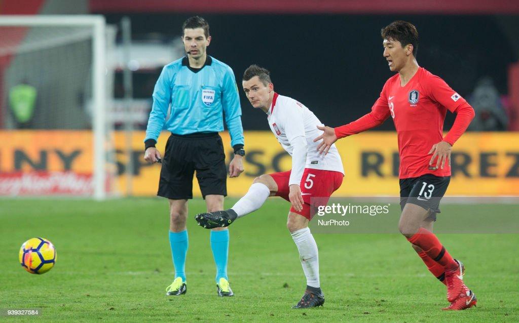 Poland v Korea Republic - International Friendly