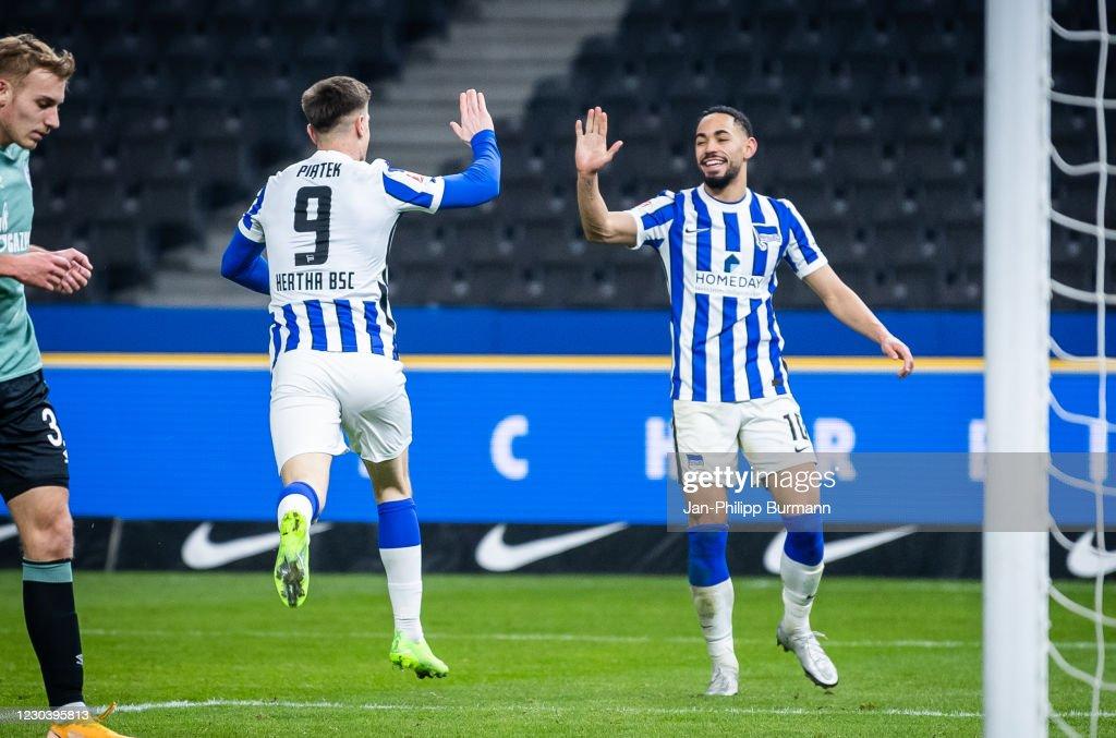 Bundesliga - Hertha BSC v FC Schalke 04 : News Photo
