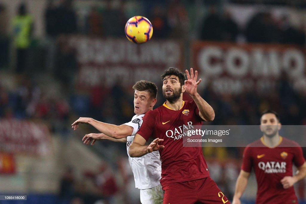 AS Roma v AC Milan - Italian Serie A : News Photo