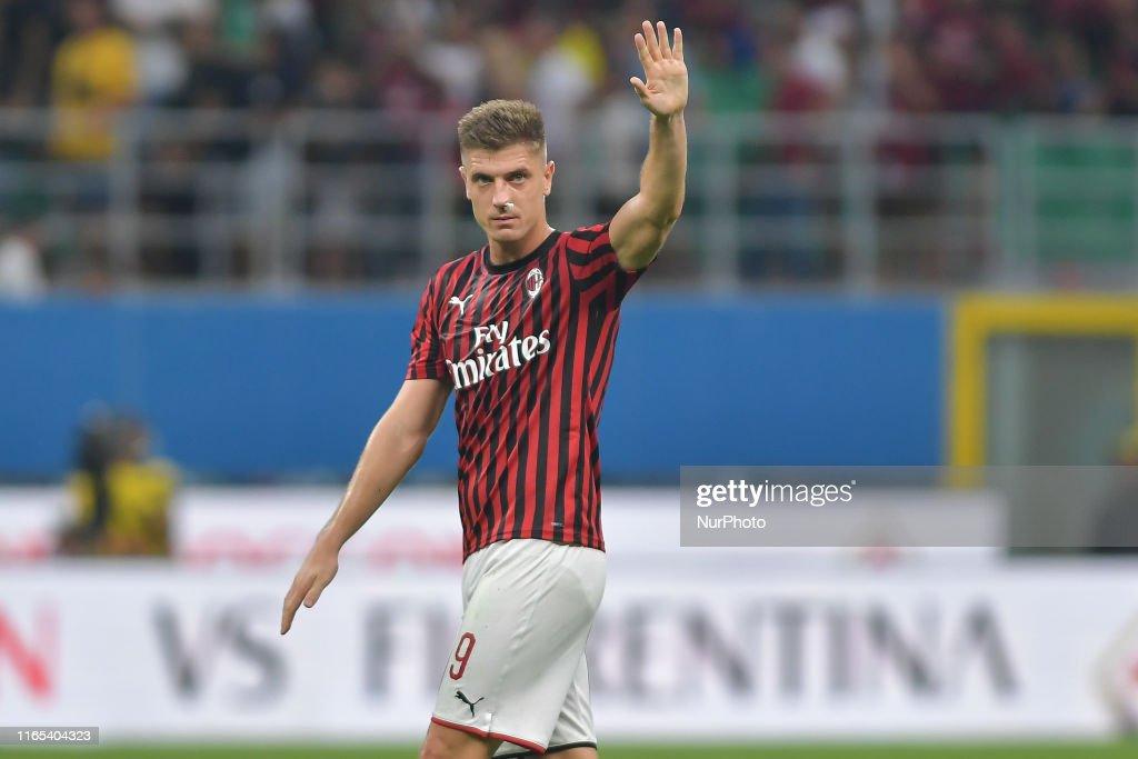 AC Milan v Brescia Calcio - Serie A : News Photo