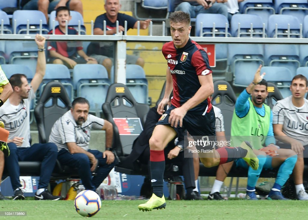 Genoa CFC v Bologna FC - Serie A : News Photo
