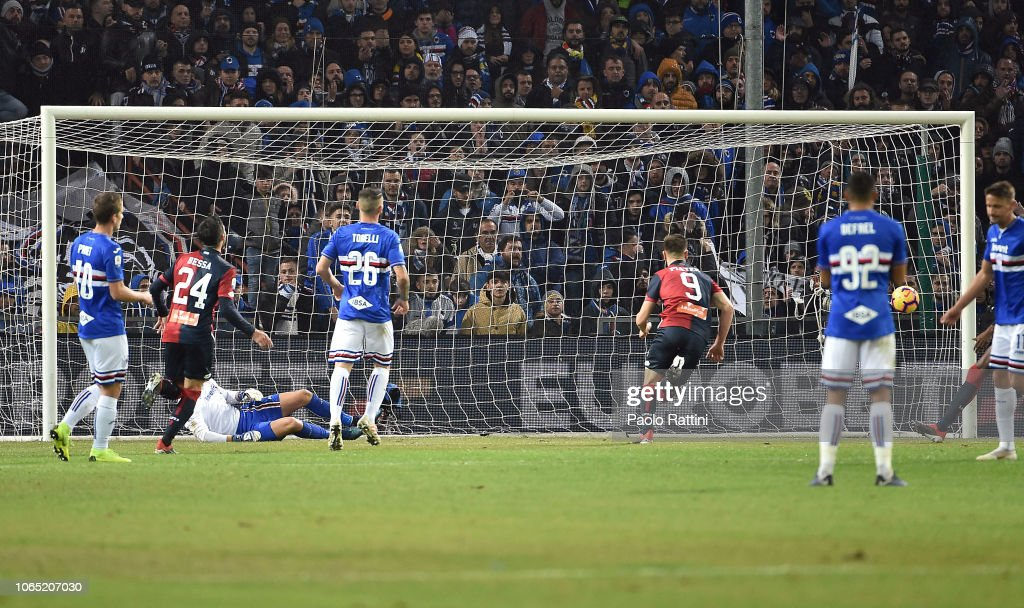 Genoa CFC v UC Sampdoria - Serie A : News Photo