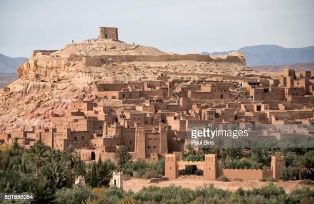 Ksar of Ait-Ben-Haddou, Ouarzazate , Morocco