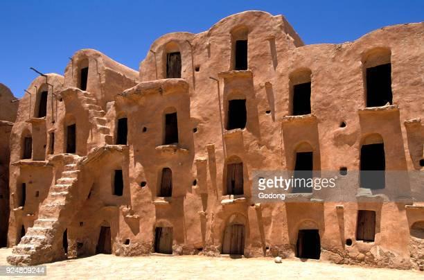Ksar Ouled Soltane storehouses Tunisia