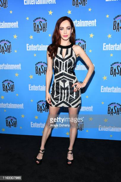 Ksenia Solo at the Entertainment Weekly ComicCon Celebration at Float at Hard Rock Hotel San Diego on July 20 2019 in San Diego California