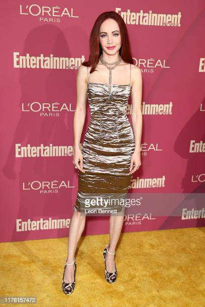 Ksenia Solo attends 2019 Entertainment Weekly PreEmmy Party at Sunset Tower on September 20 2019 in Los Angeles California