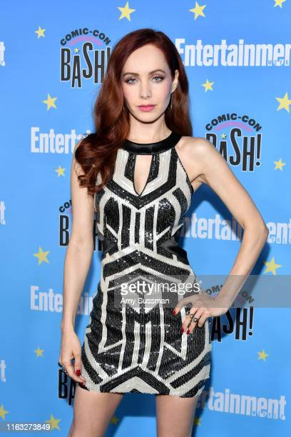 Ksenia Solo attends Entertainment Weekly's ComicCon Bash held at FLOAT Hard Rock Hotel San Diego on July 20 2019 in San Diego California sponsored by...