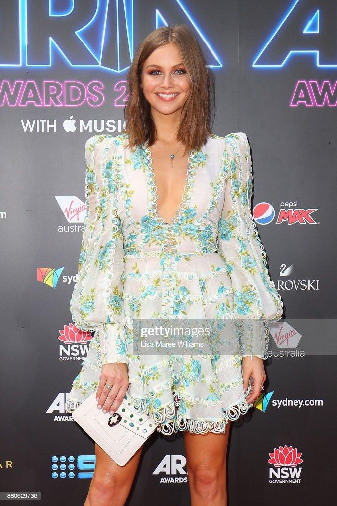 31st Annual ARIA Awards 2017 - Arrivals : News Photo