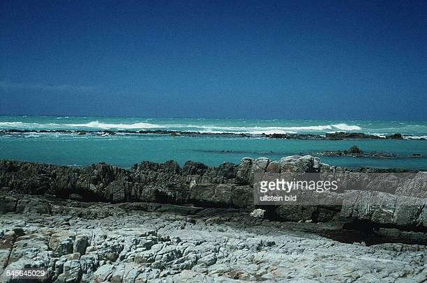 Küste bei Durban- 1990