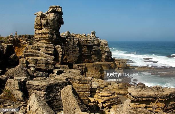 Küstenlandschaft am Cabo Carvoeiro bei Peniche