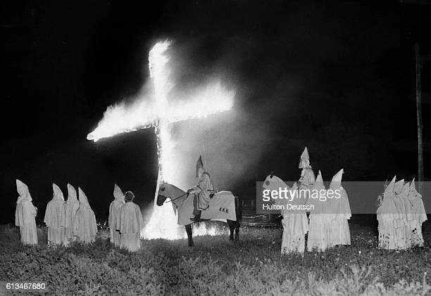 Ku Klux Klan Meeting