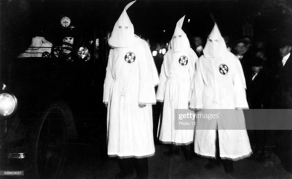 Ku Klux Klan Stock Photos and Pictures | Getty Images