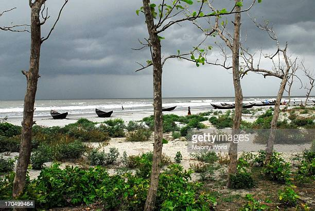 Kuakata locally known as Sagar Kannya or daughter of the sea is one of the rarest natural spot which offers the full view of the rising and setting...