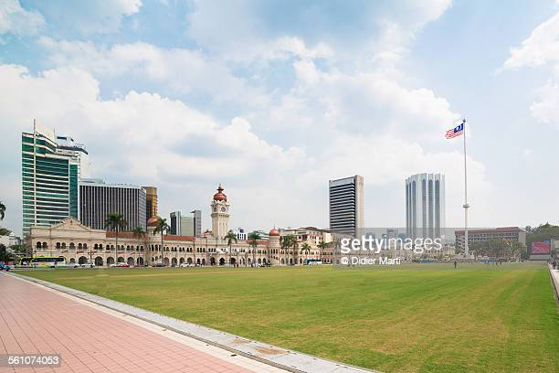 Kuala Lumpur capital city of Malaysia