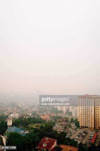 Kuala Lumpur Haze, 2015.
