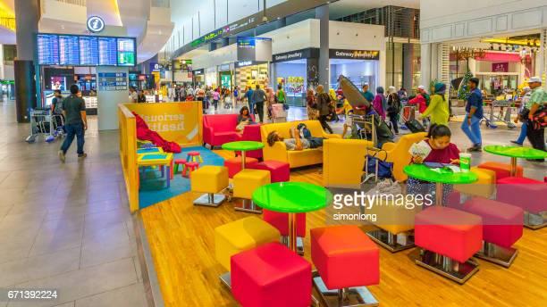 Kuala Lumpur International Airport Food Court