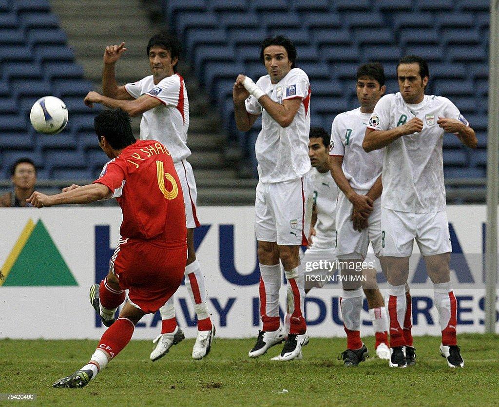 Image result for ایران و چین 2007