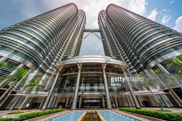 Kuala Lumpur Petronas Twin Towers Architecture Malaysia