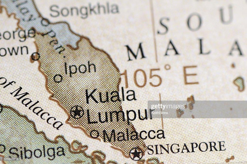 Kuala Lumpur : Stock Photo