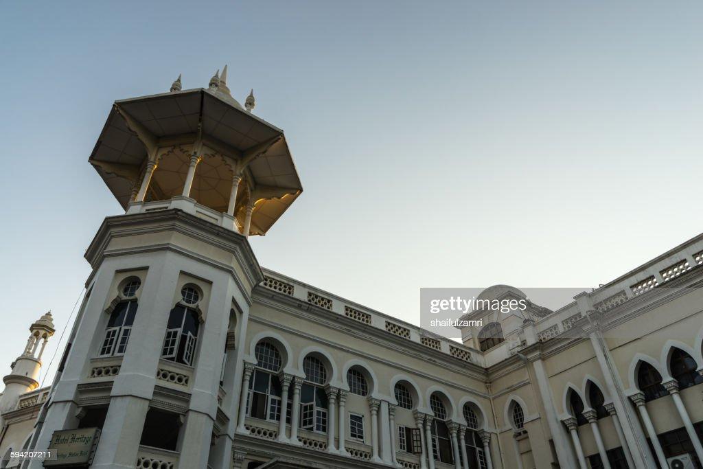 Kuala Lumpur railway station : Foto de stock