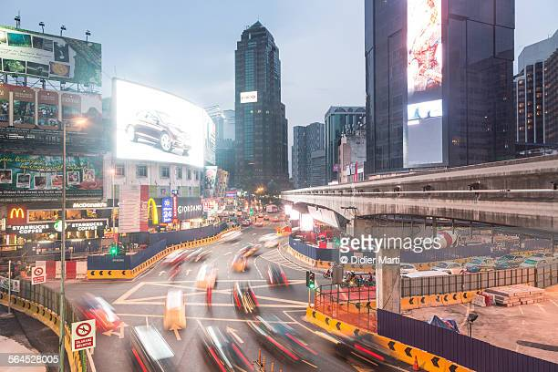 Kuala Lumpur rush