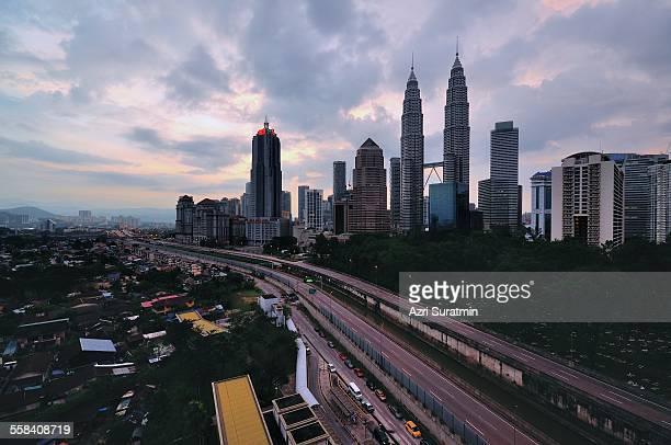 Kuala Lumpur skyscrapers