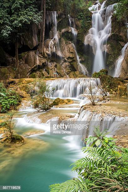 Kuang Si Falls, Upper Section
