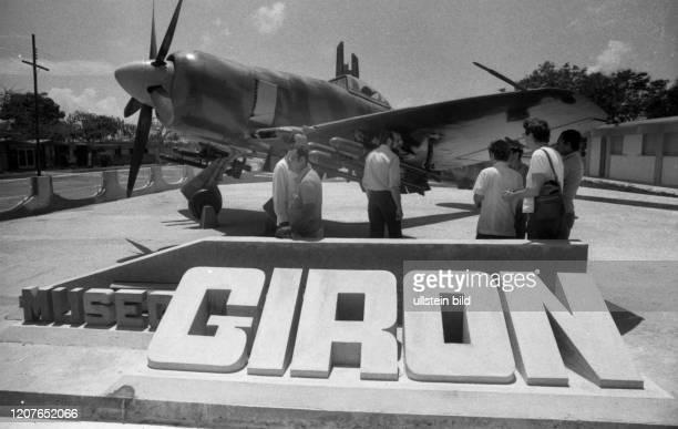 Kuba Land und Leute vor der Oeffnung zum Tourismus 1977 Hauptstadt Havanna Museum Giron CUB Cuba Havana Cuba Country and People before the opening to...