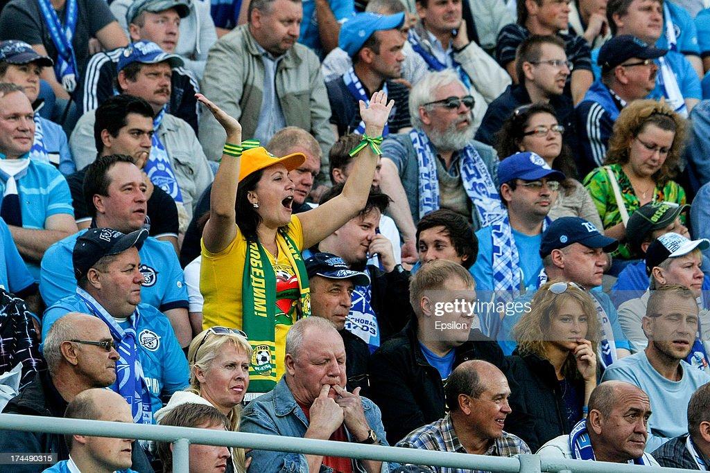 FC Zenit St. Petersburg v FC Kuban Krasnodar - Russian Premier League : News Photo