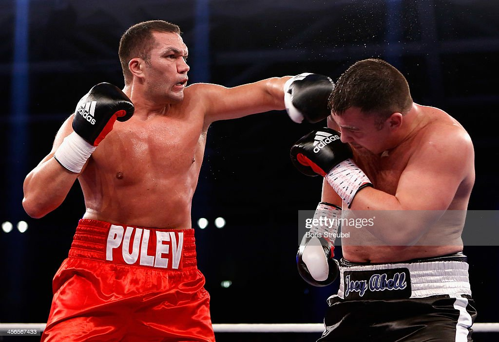 Joey Abell  v Kubrat Pulev - IBF International Heavyweight Championship : News Photo