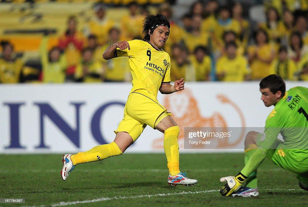 ACL Matchday 6 - Central Coast v Kashiwa
