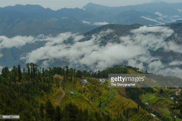 kufri, himachal pradesh - the storygrapher stock pictures, royalty-free photos & images