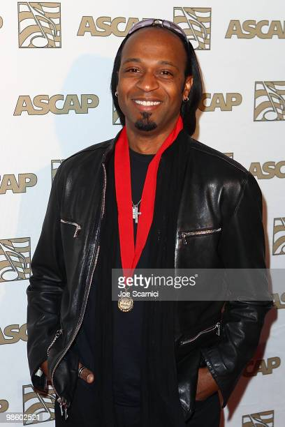 Kuk Harrell arrives at the 27th Annual ASCAP Pop Music Awards at Renaissance Hollywood Hotel on April 21 2010 in Hollywood California