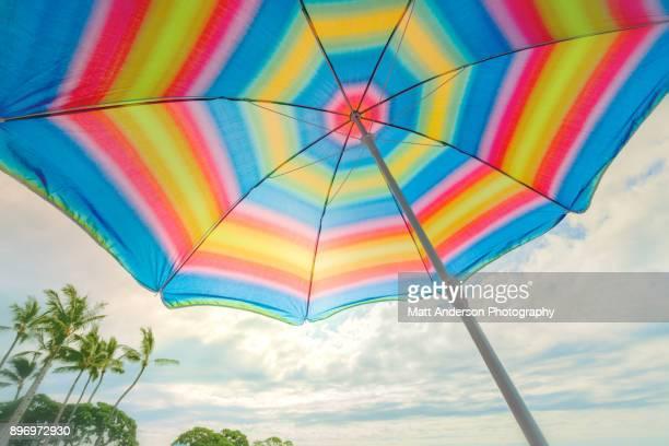 Kukio Beach Umbrella #2
