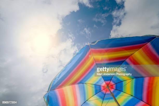 Kukio Beach Umbrella #1
