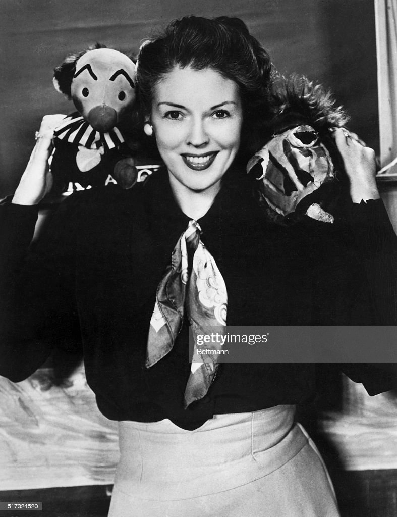 Kukla, Fran And Ollie Of Tv Fame : News Photo