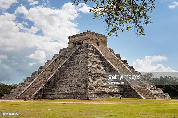 Pyramide de Kukulan