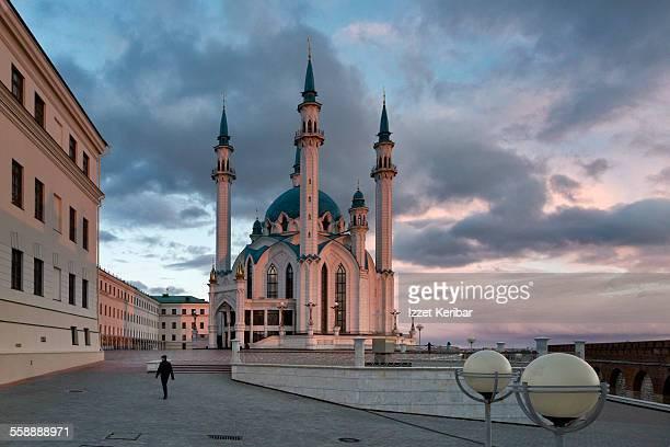 kul sharif mosque - カザン市 ストックフォトと画像