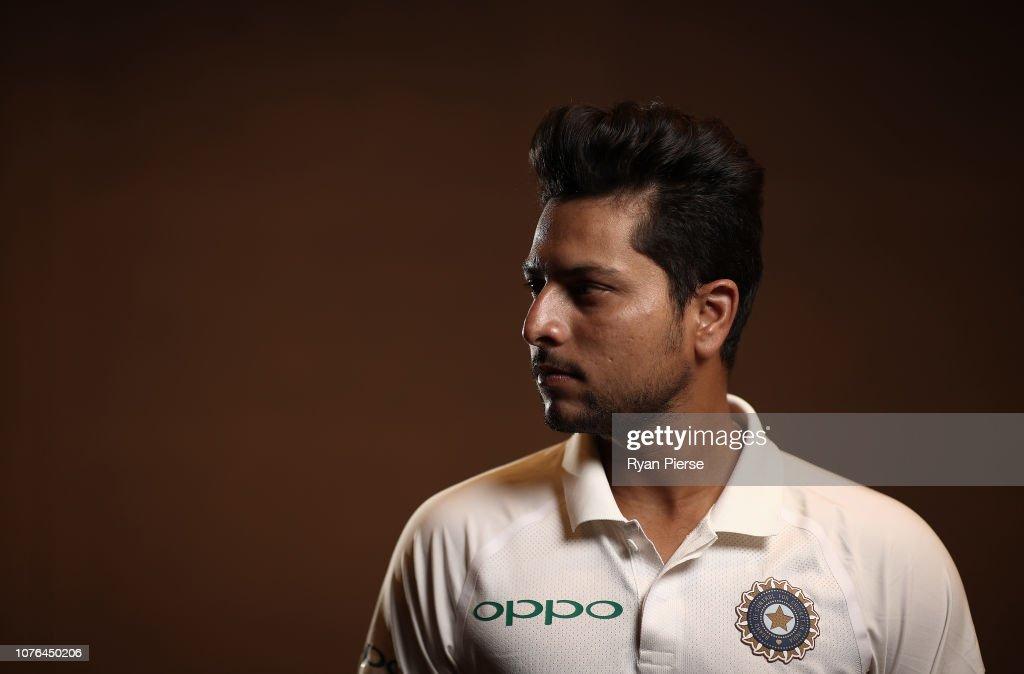 India Test Headshots Session : News Photo