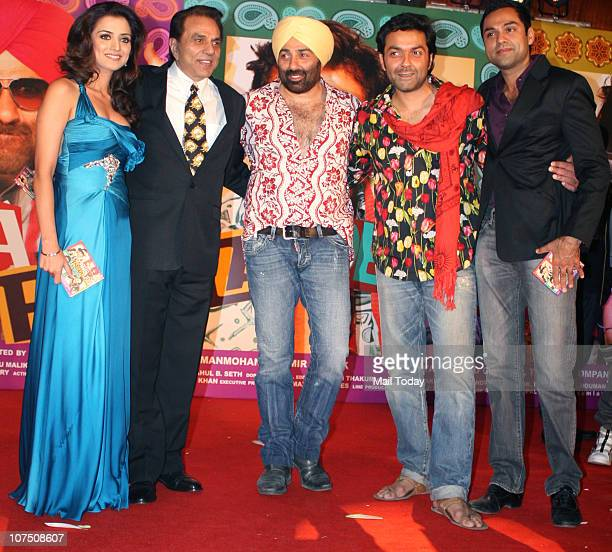 Sunny Deol Pictures And Photos