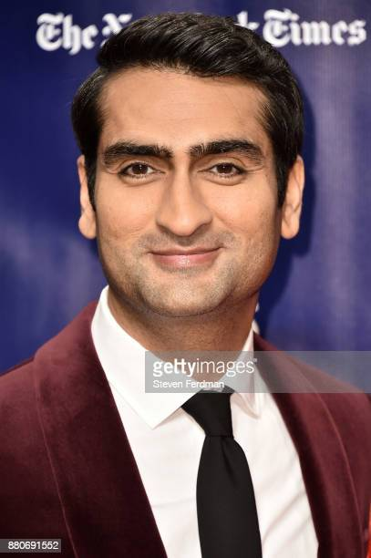 Kumail Nanjiani attends IFP's 27th Annual Gotham Independent Film Awards at Cipriani Wall Street on November 27 2017 in New York City